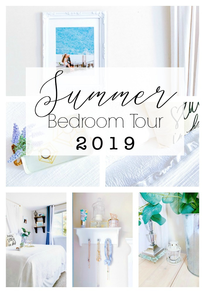 SUMMER BEDROOM TOUR