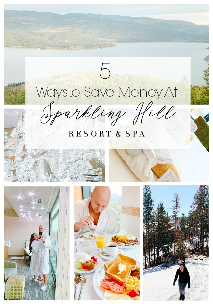 5 WAYS TO SAVE MONEY AT SPARKLING HILL