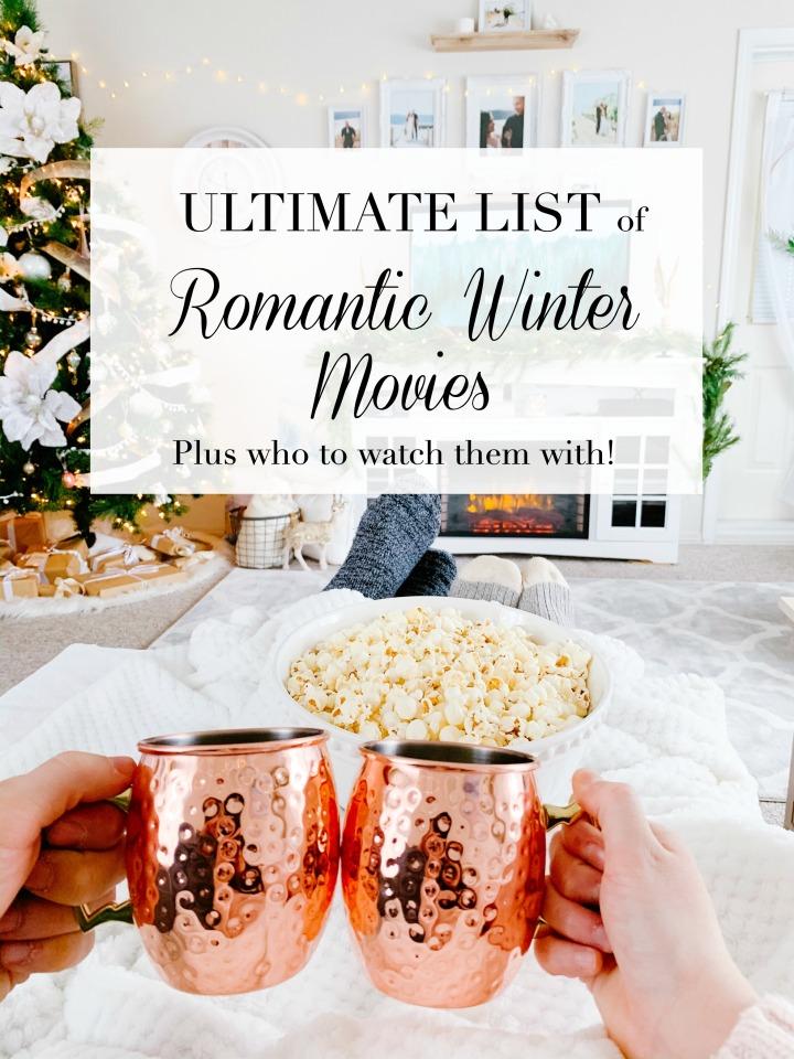 ULTIMATE LIST OF ROMANTIC WINTERMOVIES