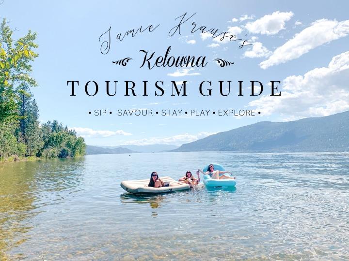 JAMIE KRAUSE'S KELOWNA TOURISMGUIDE