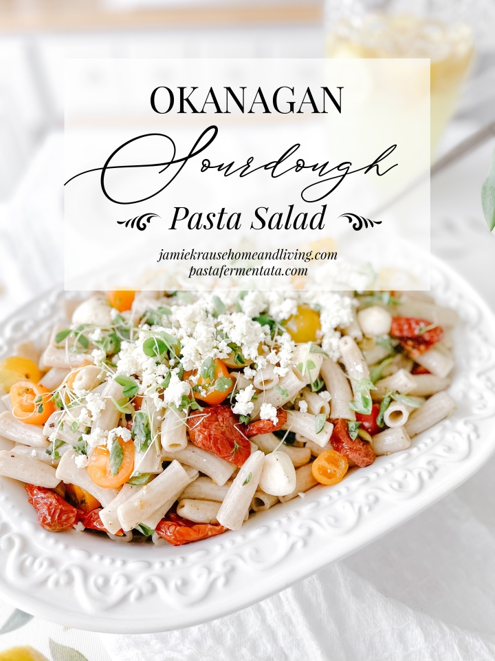OKANAGAN SOURDOUGH PASTA SALAD